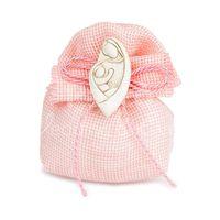 DV Sacchettino bombato rosa Maternità calamita
