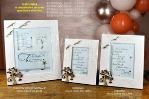 Portafoto Albero rosso con Gabbiani